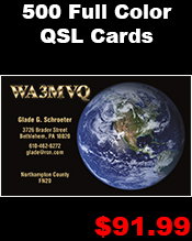 QSL Cards Style QSL16